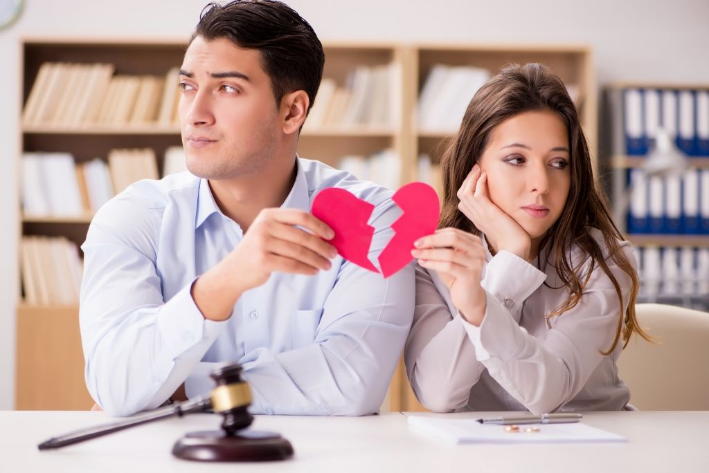 All divorce and family law cases are stressful and