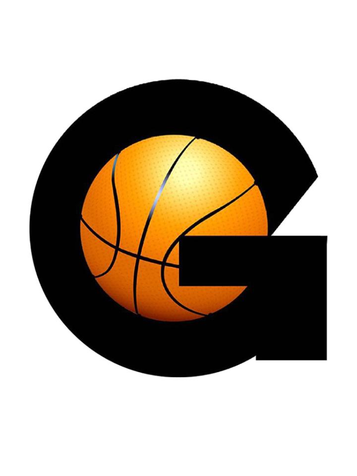 Gilaliballs Official Basketball Logo Event planning logo