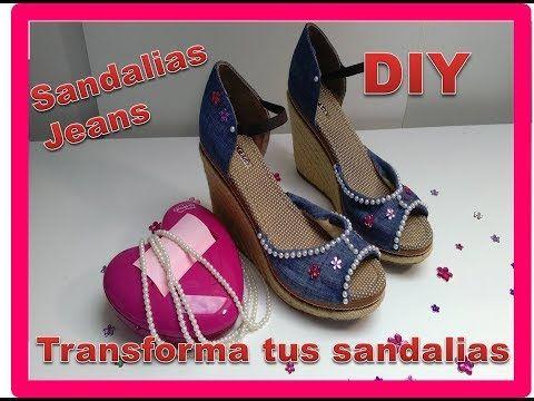 DIY Como Forrar Zapatos con tela en este caso Forrar