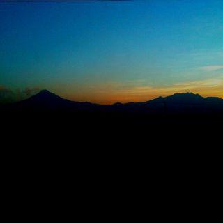 Volcanes a dormir