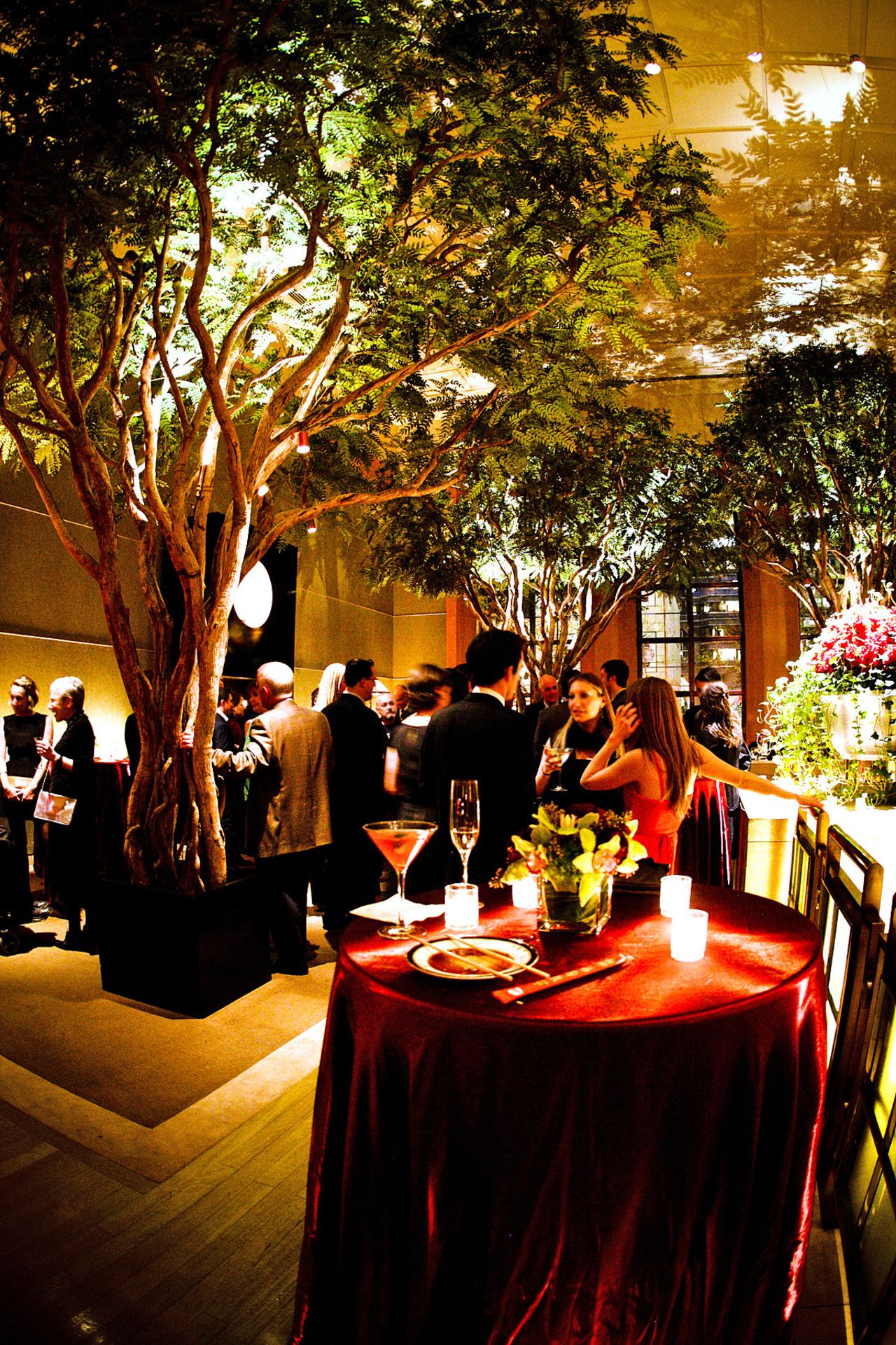 The Garden At Four Seasons Hotel New York