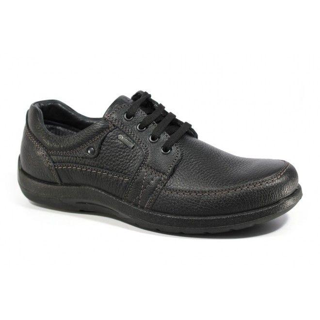 Ara Men 29901 Fredo Zapatos Gore-Tex Cordones Hombres Marron Zapatos con  una horma muy