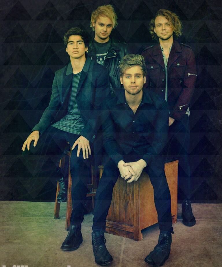 5sos Edit Made By Pinterest Natalie Gill Spotify