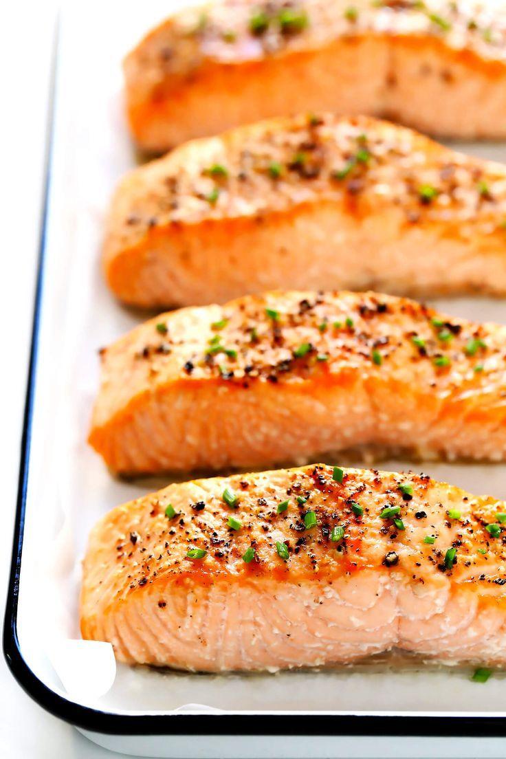 Photo of Baked Salmon