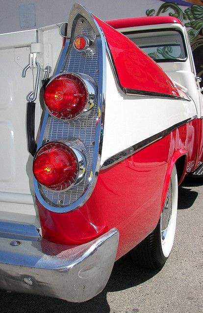 57 Dodge Lights Classic Cars Dodge Vehicles Old Dodge
