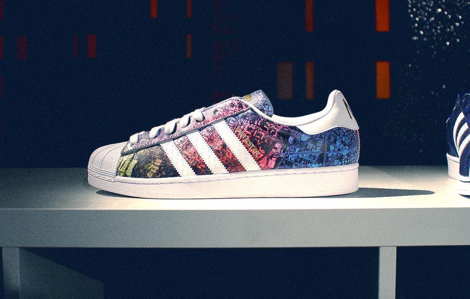 adidas superstar new