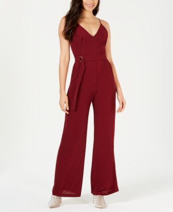 51196074f666 Leyden Strappy-Back Wide-Leg Jumpsuit in 2019