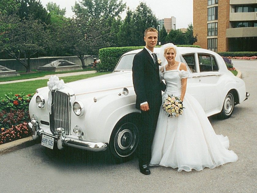 Wedding cars for hire from JD Classic Cars Co., are beautiful ...