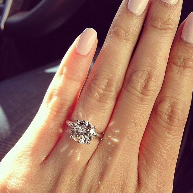 Beautiful Diamond Wedding Rings Trend2wear Gold Solitare Engagement Ringplain