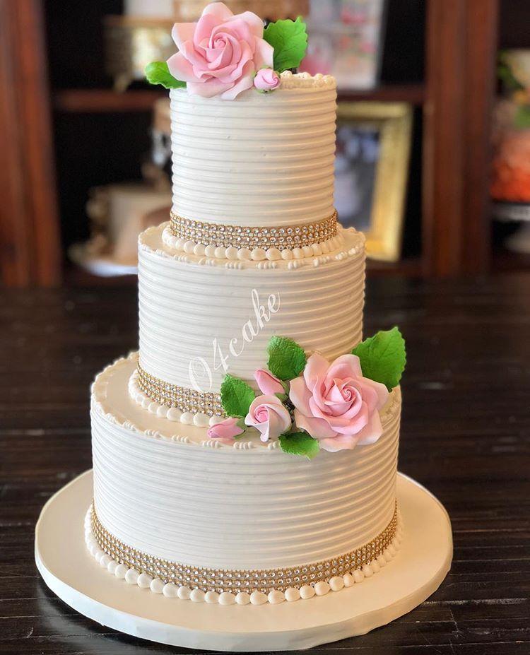 Pin on Свадебные торты