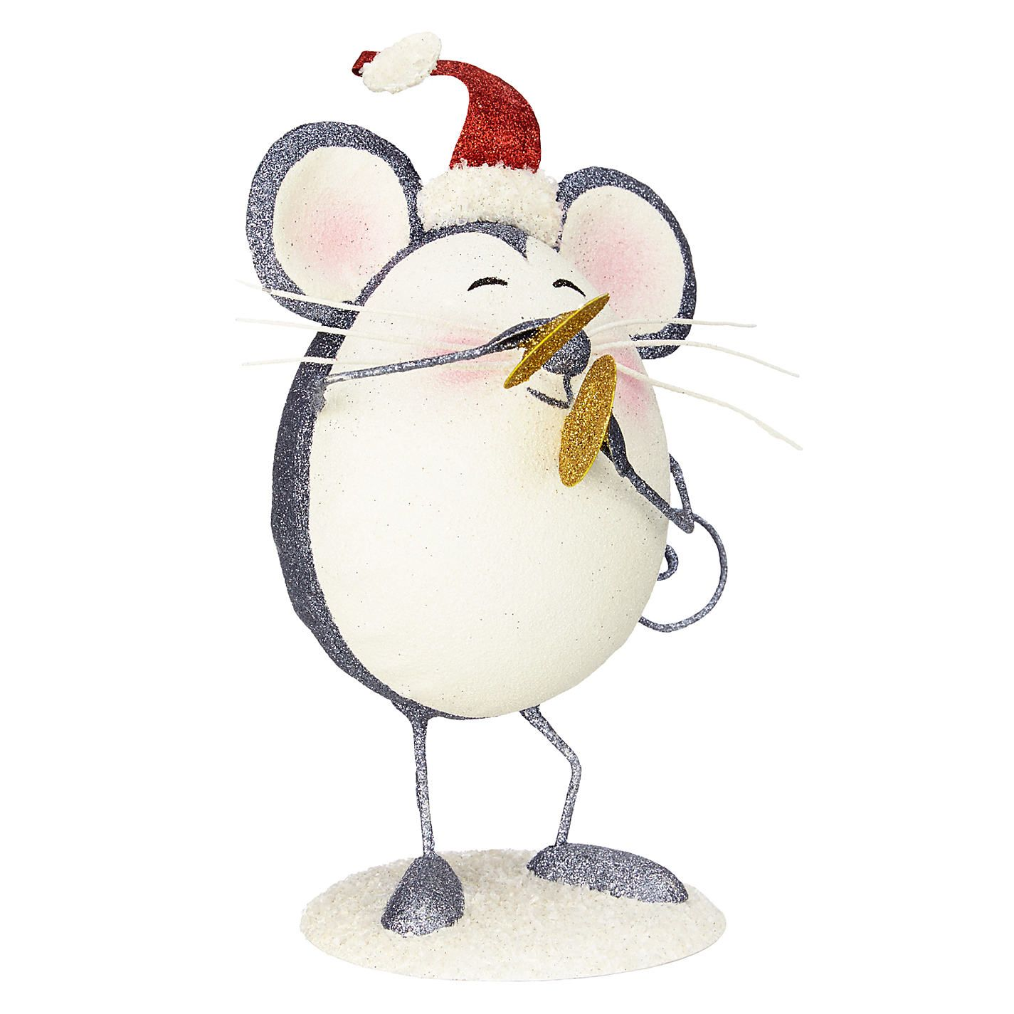 Buy John Lewis Musical Symbols Mouse Decoration From Our All