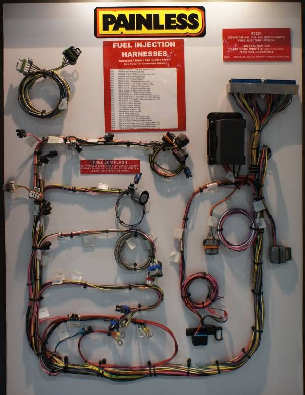 Chevy Ls Series Engines Ls1 Ls2 Ls6 Ls7 Lsx Camarotech Rhpinterest: Ls1 Engine Harness Conversion At Elf-jo.com