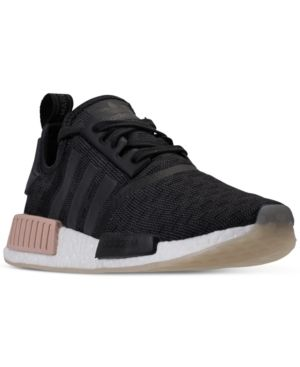 new product 60d20 444ee adidas Women's Nmd R1 Casual Sneakers from Finish Line ...