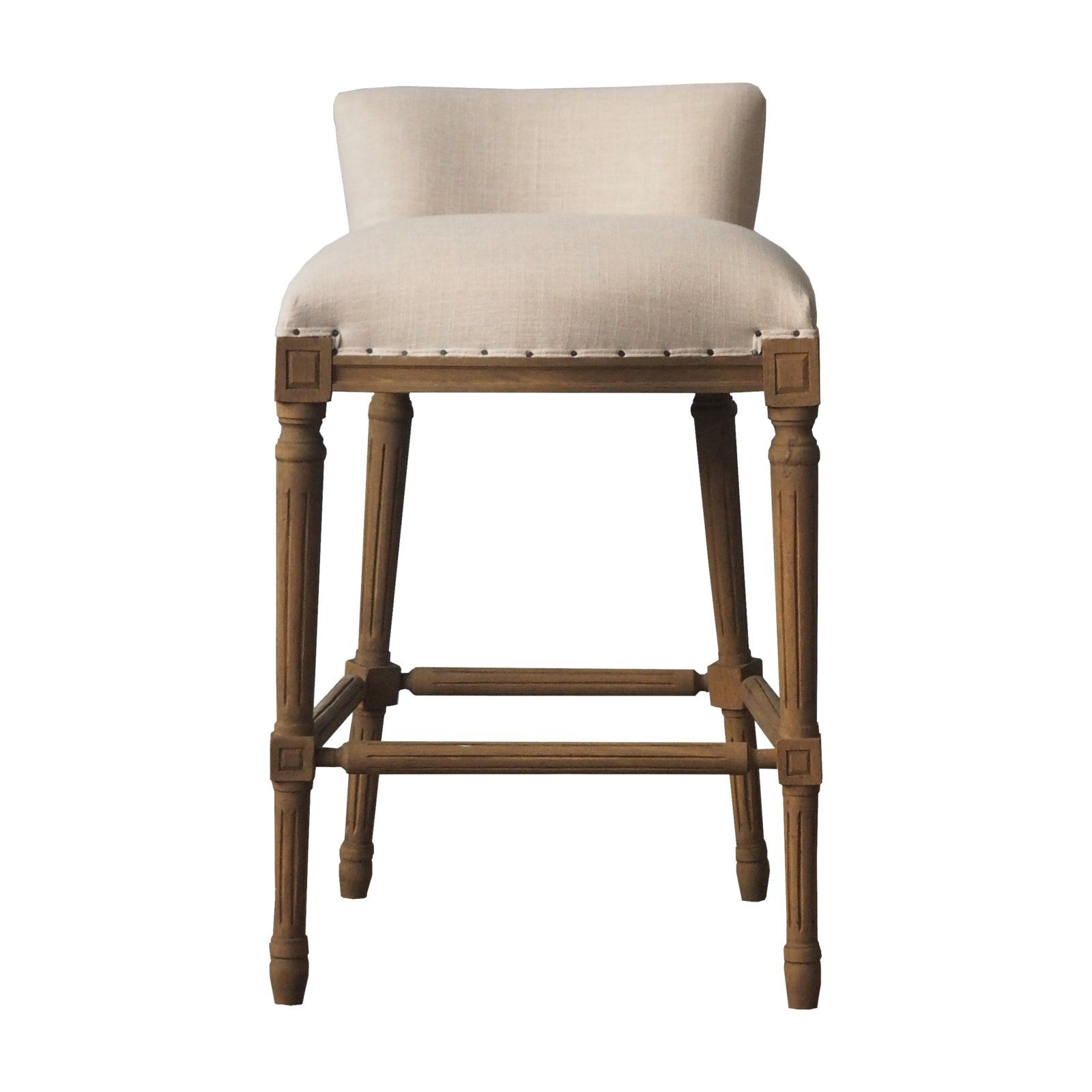 Burnham Home Designs Francesca 26 In Counter Height Stool Counter Height Stools Comfortable Bar Stools Stool