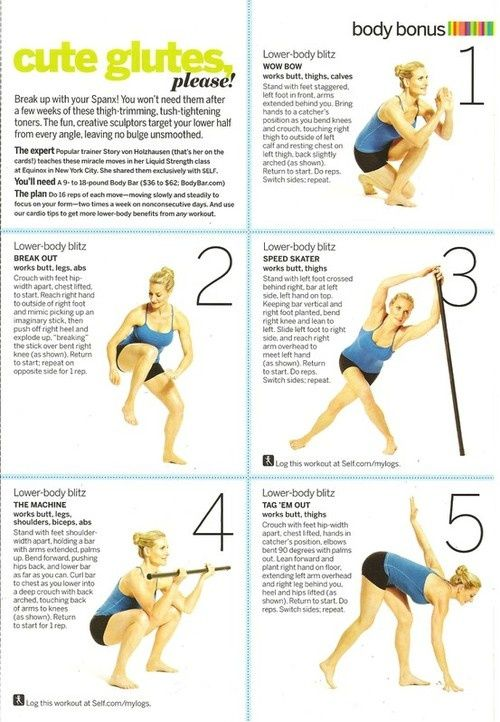 Provide The Abs And Body Of Your Tempt With This Ab And Body Necesitity Provider Http Www Thefatlossfactorexposed Com Glutes Workout Daily Workout Workout
