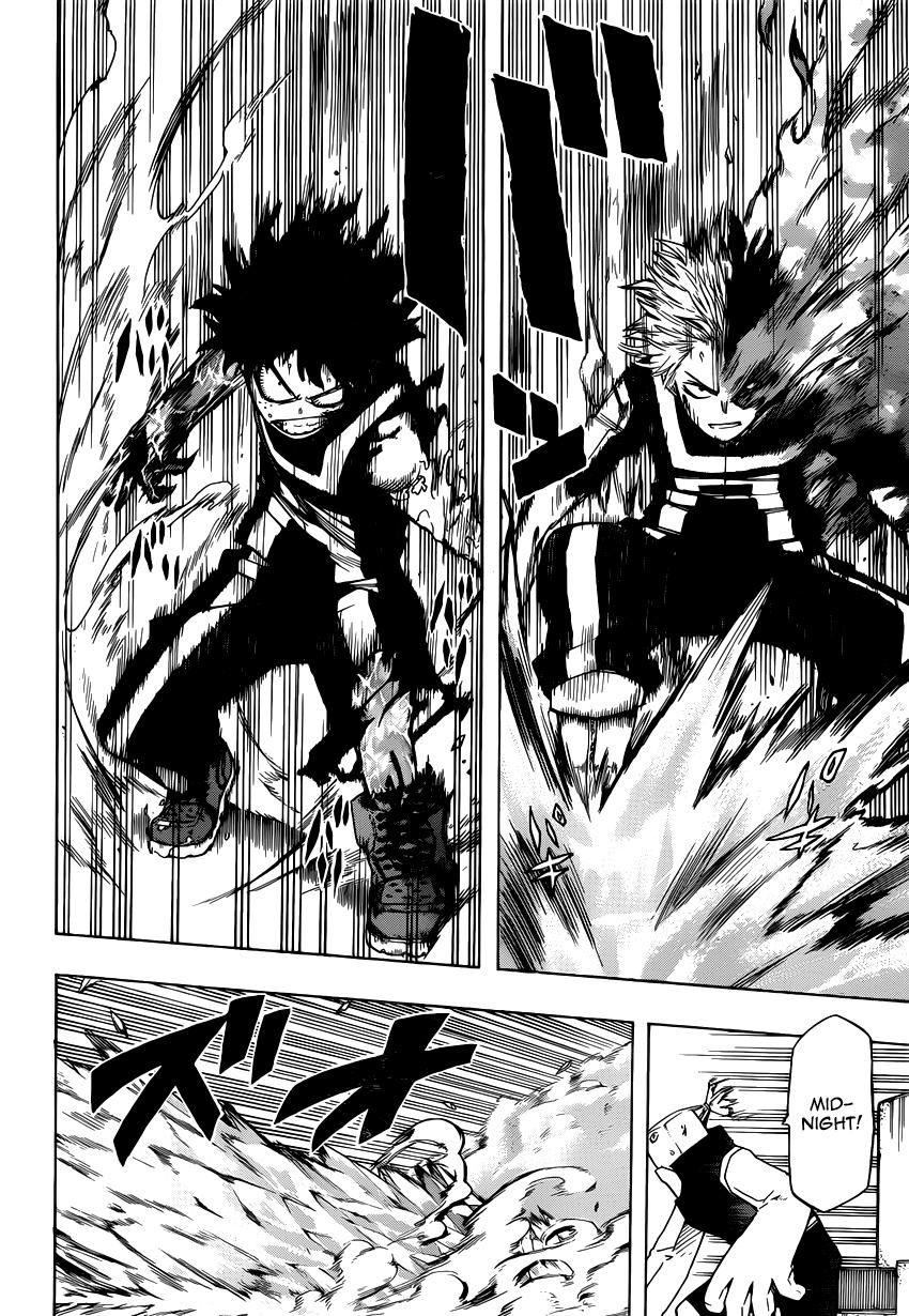Boku No Hero Academia Ch 40 Page 5 Mangago My Hero Academia