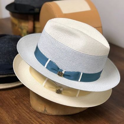 f3321117f7c0d Here s a little preview of the Summer 2019 Handmade for Belfry line. These  particular hats were designed by the Belfry and made by our partners at  Biltmore.