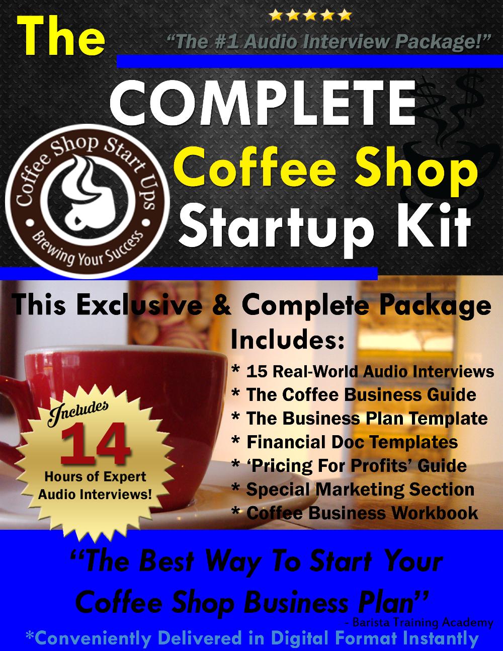 espresso stand business plan