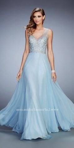 87a9043cdb61 pastel blue prom dress Naf Dresses