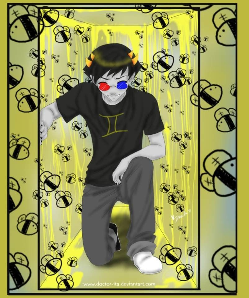 Sollux. Not the bees!!