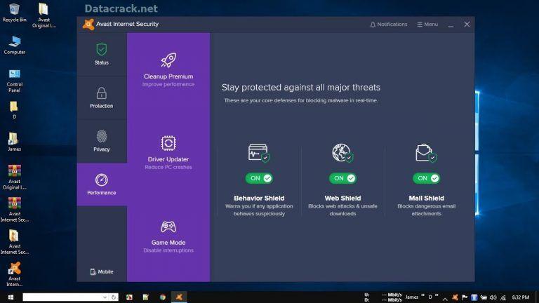 avast internet security activation key 2019