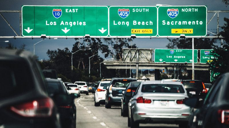 A recent study from inrix says los angeles has the worlds
