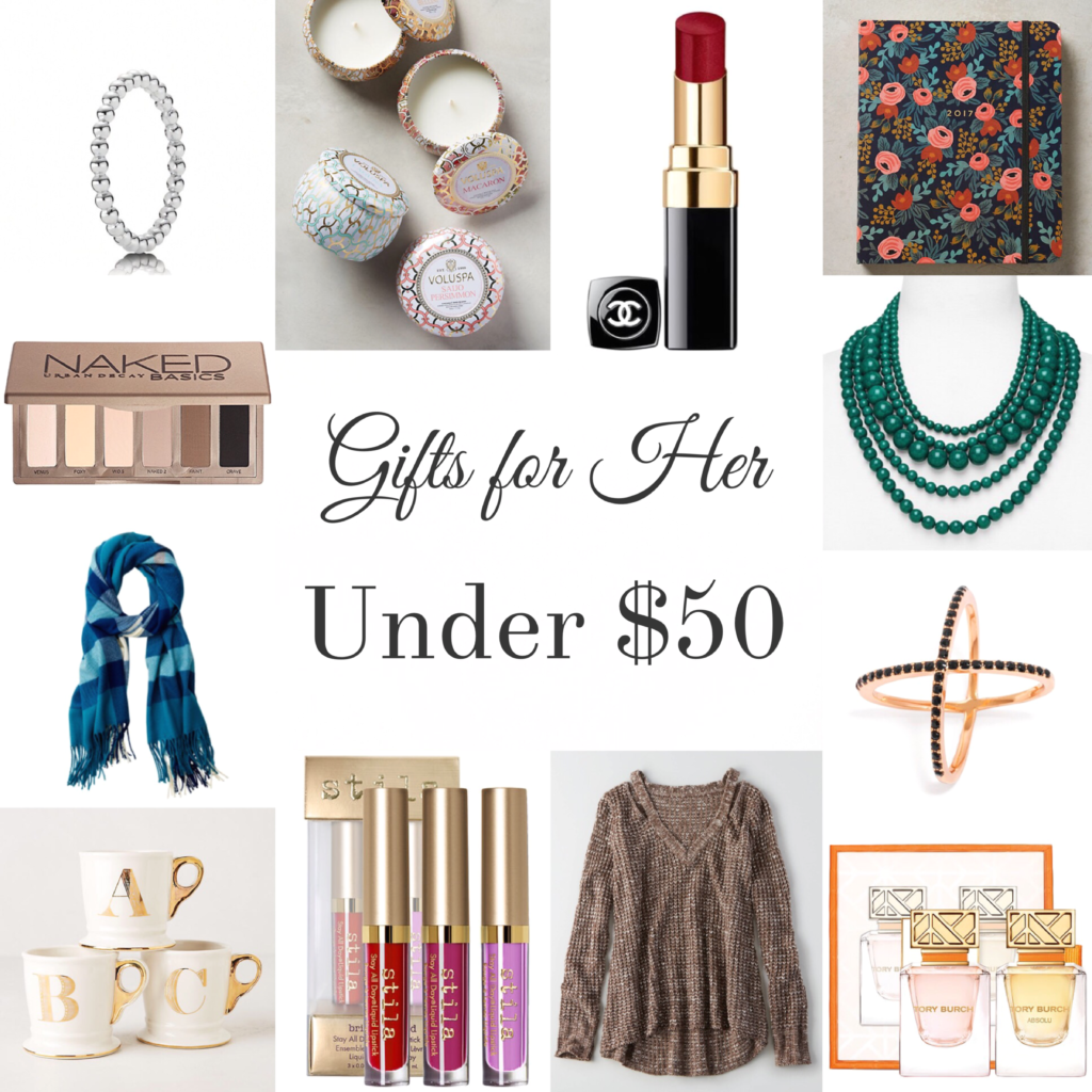 Gifts For Her Under 50 Gifts for her, Gifts, Holiday