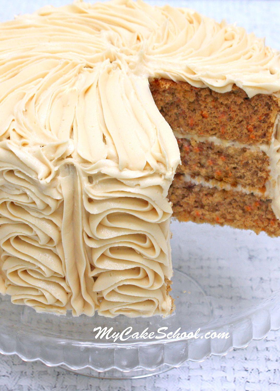Carrot Cake Recipe Using Cake Mix
