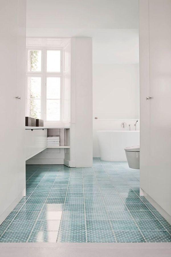 1 Int Bathroom Handmade Style Style Majolica Tile Terracotta