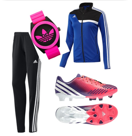 9b9916cb33e Adidas Practice Session !  soccer  winter  outfit  fall  football  women  primer soccer outfit