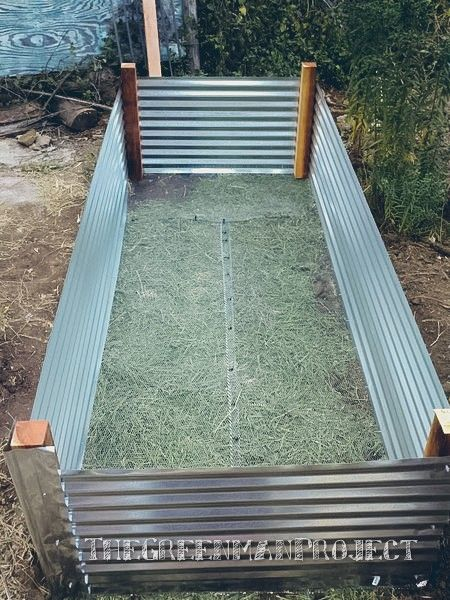Enter The Fortress Make A Raised Garden Bed With Images