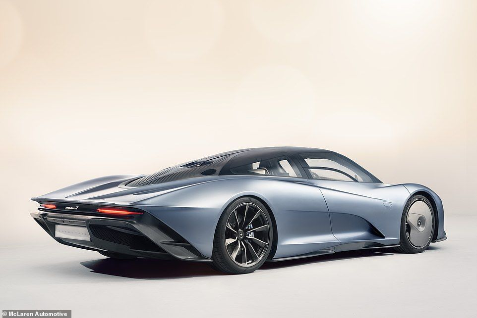 The Dramatic Design Makes It One Of The Most Unique Looking Models Even By Hypercar Standards To Ever Hit The Market Super Cars New Mclaren Dream Cars