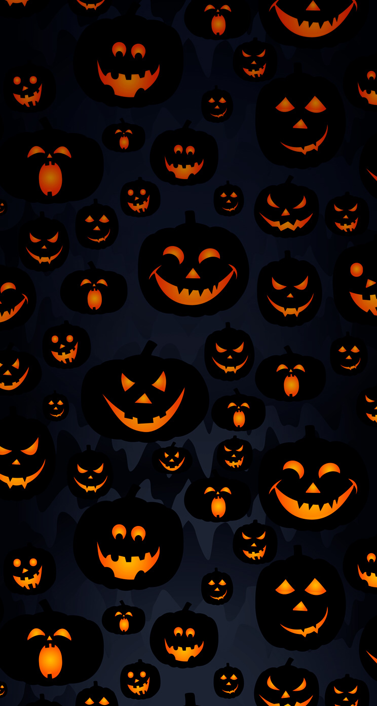 Wallpaper Iphone Happy Halloween Pattern Halloween Wallpaper Iphone Pumpkin Wallpaper Halloween Wallpaper