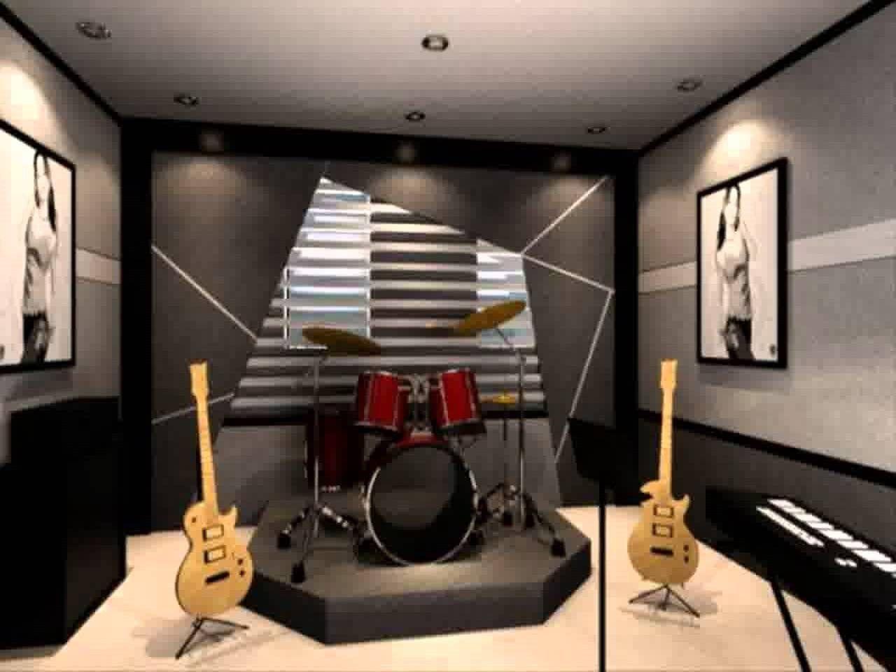 47++ Home music studio design ideas info