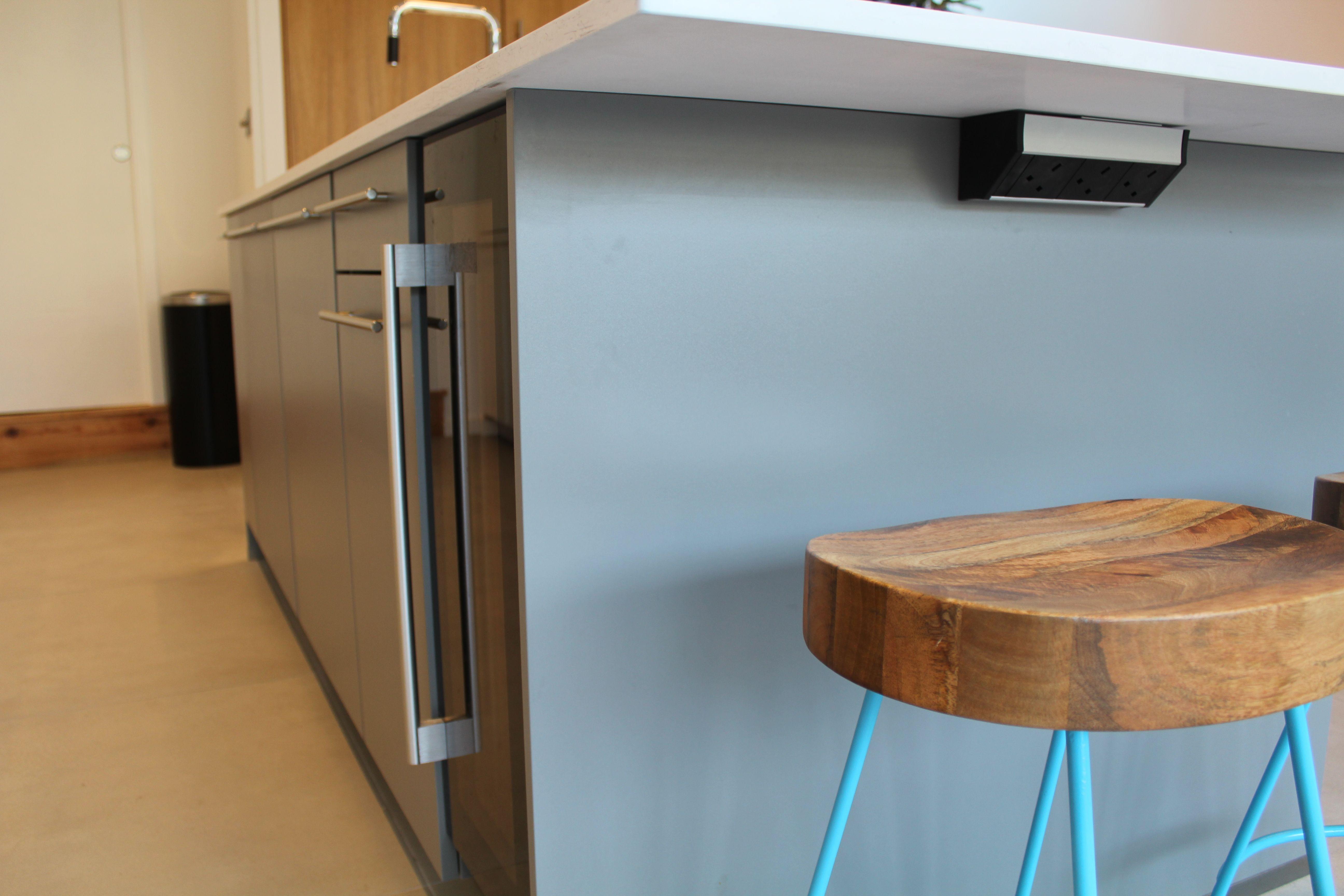 Alno kitchen cabinets chicago - Mr Mrs M Bristol Alnoplan Kitchen By Phil Harflett At Alno Bristol