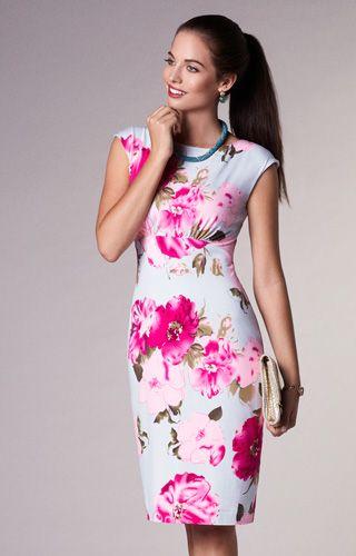 b8b0d46fc580 Pippa Shift Day Dress Grand Jardin - Wedding Dresses