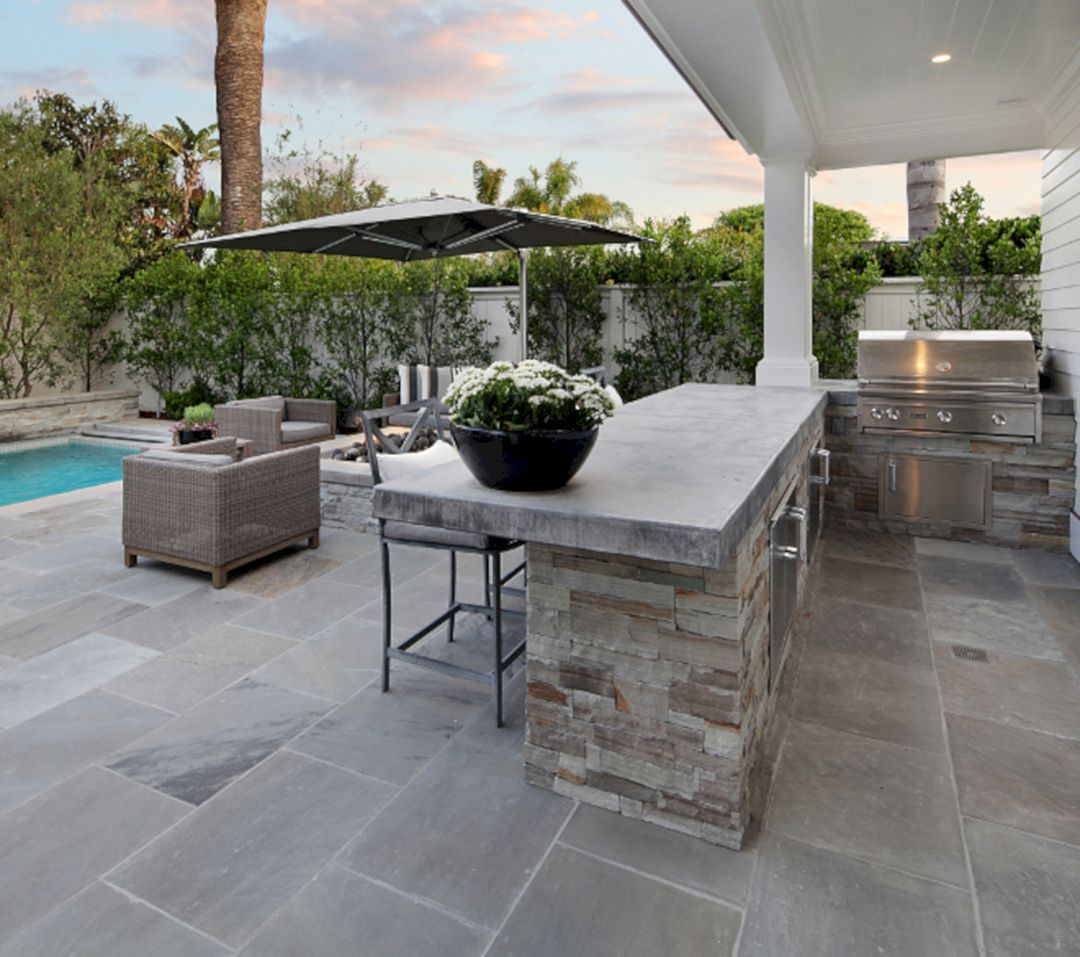 89 Incredible Outdoor Kitchen Design Ideas That Most