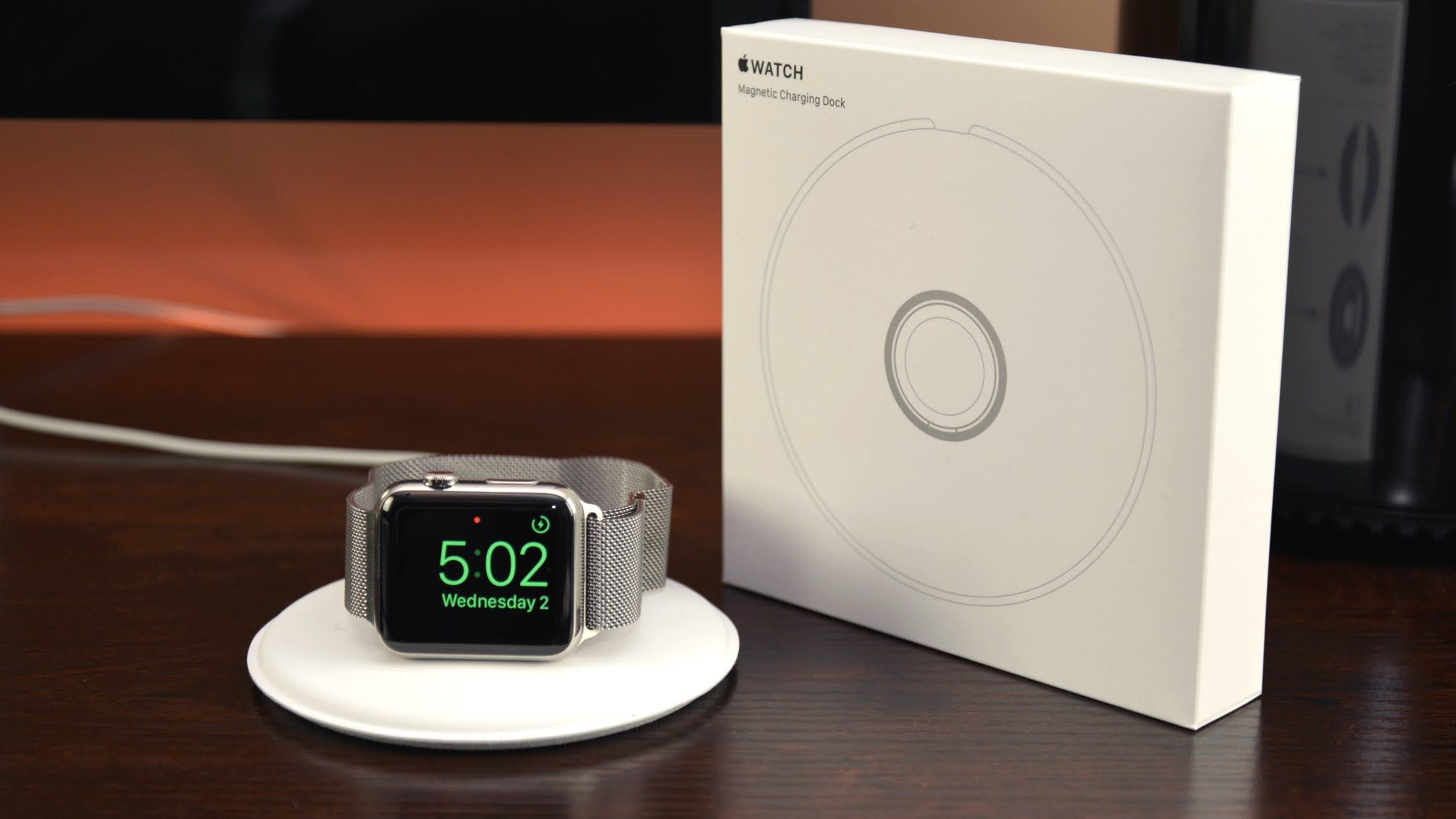 Apple Watch Charging Dock Unboxing & Review