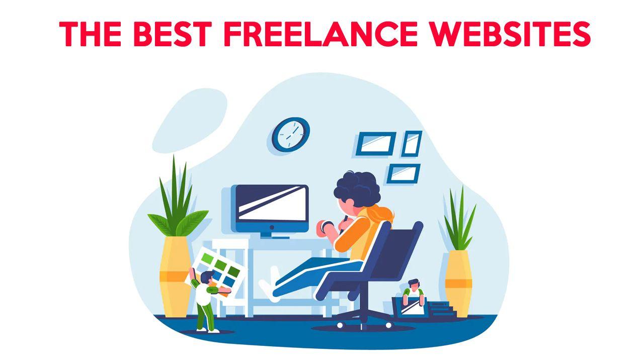 20 Best Freelance Websites To Find Online Jobs To Make Money Vector Illustration Freelancer Website Illustration