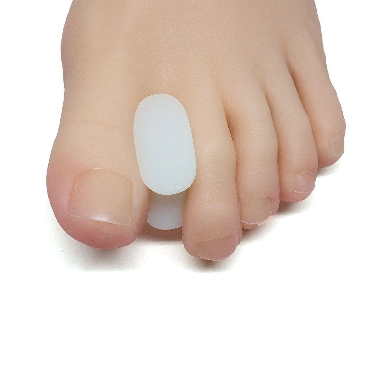 Gel toe separators with no loop 6 pack gel toe
