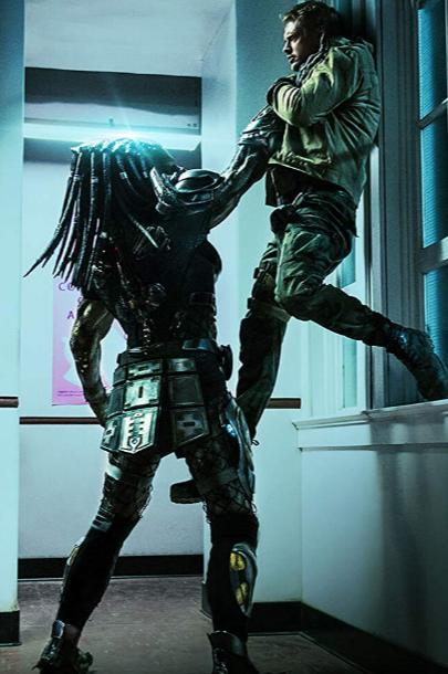 `EngSub` The Predator 2018 FULL MOVIE 4K ULTRA HD/720p