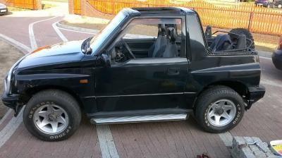 Purchase Used 1988 Suzuki Samurai Jx Sport Utility 2 Door 1 3l 4x4