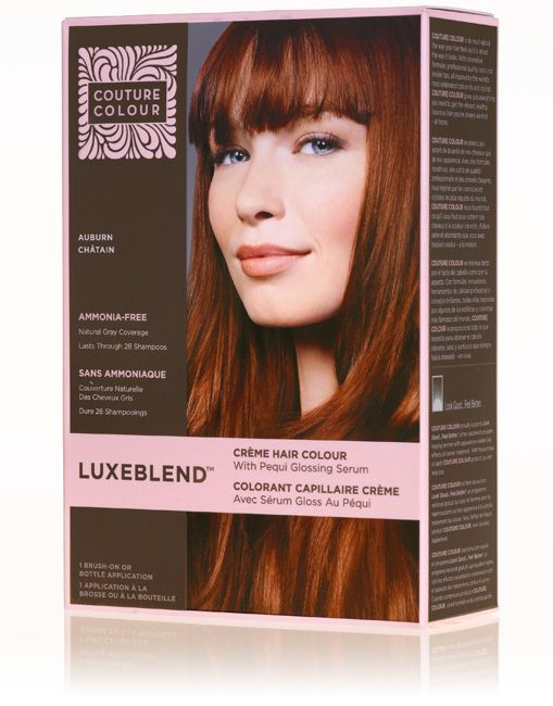 Luxeblend Auburn Is Best Suited For Those With Blonde To Medium