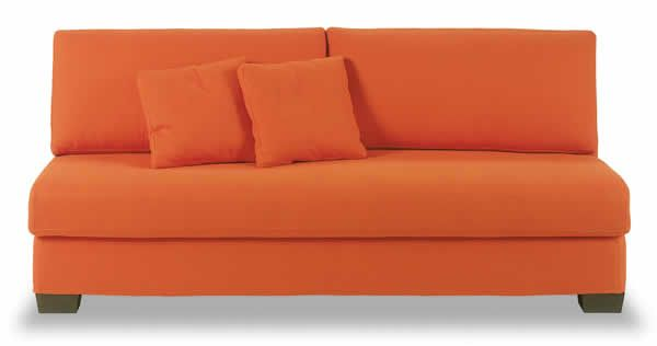 Contemporary Sofa Beds At Eio Free London Delivery Futura Square Armless Bed Designed By Studio