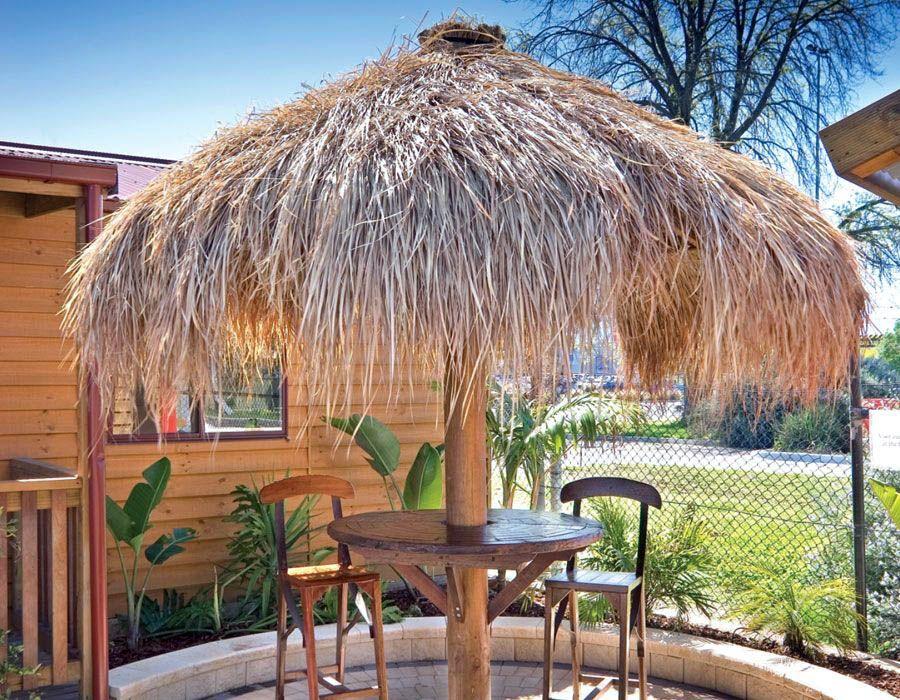 Nice Outside Umbrella Photo Made Easy Bar De Jardin Muebles De Jardin Palapas