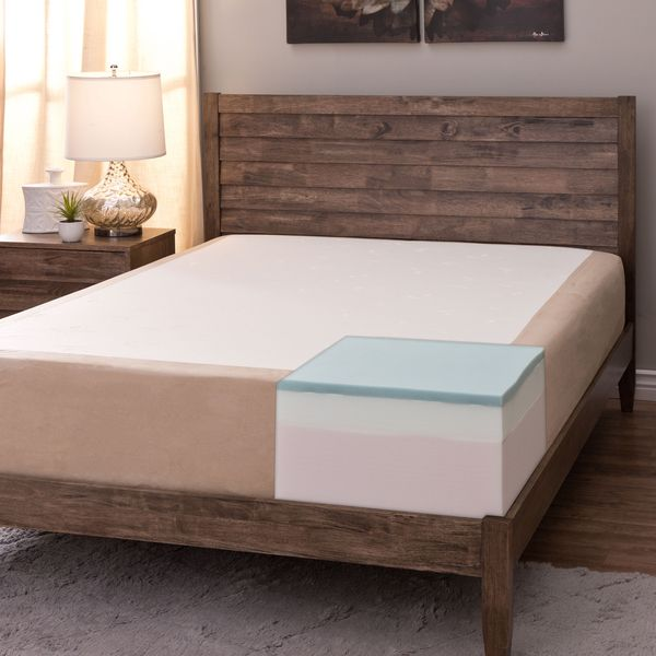 Comfort Dreams Select A Firmness 11 Inch King Size Memory Foam Mattress Soft