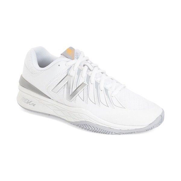 New Balance '1006' Tennis Shoe (€94) ❤ liked on Polyvore featuring shoes, athletic shoes, lace up tennis shoes, flexible shoes, athletic tennis shoes, lace up shoes and laced shoes
