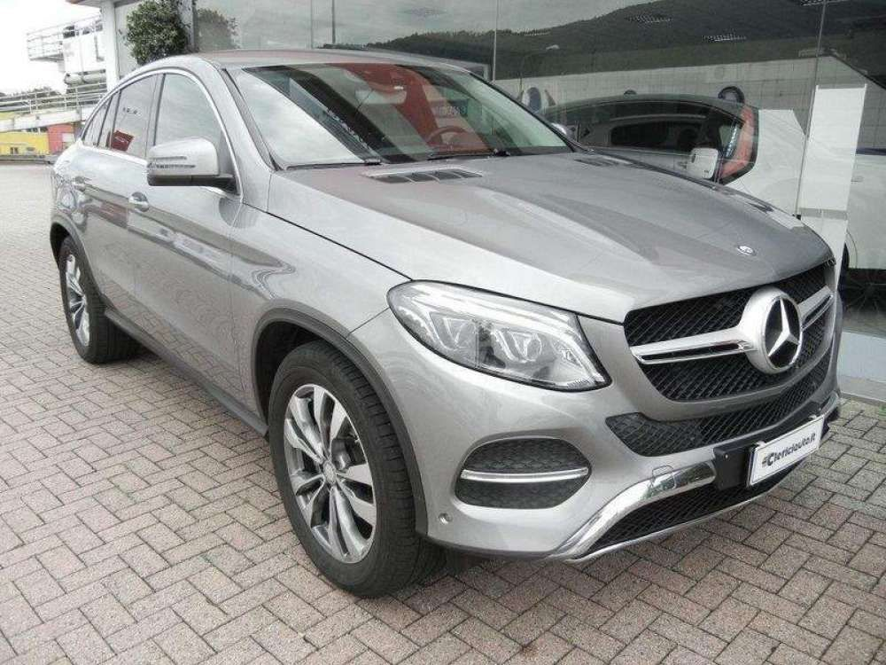 2016 Mercedes Benz Gle Class Gle 350d 4matic Suv Tags 2016