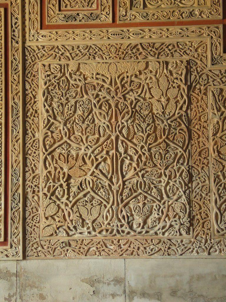 Representaci n del rbol de la vida decoraci n del sal n - Medina azahara decoracion ...