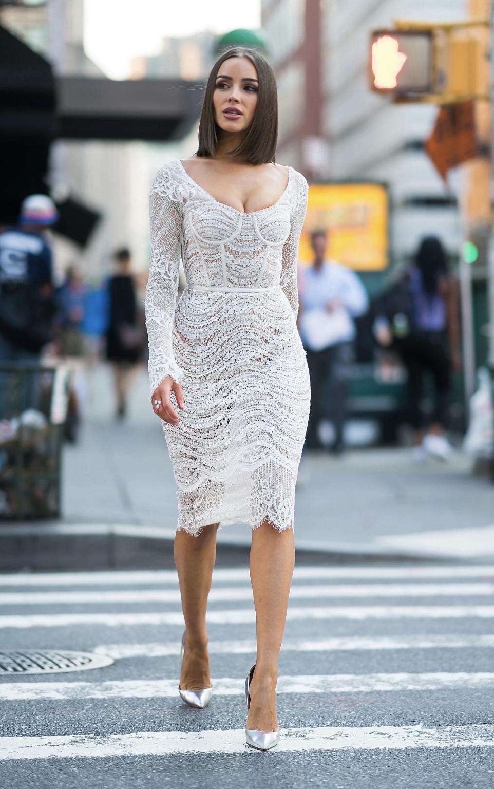 Watch Olivia culpo zimmermann fashion show in new york video
